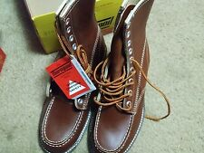 Thorogood 9369 Mens Brown Leather Casual Boots Shoes Size 7E New Old Stock!