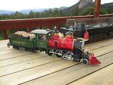 LGB 2018D steam loco  (2/23/23)