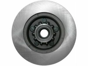 For 1973-1976 Plymouth Valiant Brake Rotor and Hub Assembly Front Bendix 61458XM