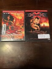 Dvd Set Of 2 Movies Xxx State Of The Union And Xxx Vin Diesel