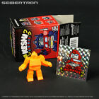 IRONHIDE (Orange) Transformers Super7 Keshi Surprise Autobot Series Decoy 2018