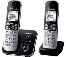 Panasonic KX-TG 6822 Dect Cordless Phone with Answer Machine Twin