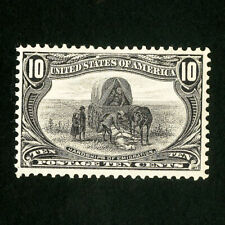 US Stamps # 290 Superb Stunning fresh color OG LH