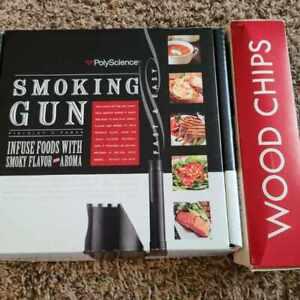 polyscience smoking gun