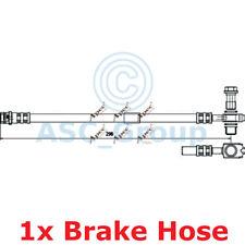 Apec BRAKING 298mm Bremsscheiben Bremssattel Flexible Gummi Schlauch HOS3764