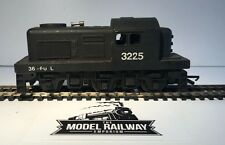 HORNBY TRIANG - 00 GAUGE - R155 - BLACK 3225 DIESEL SWITCHER MODIFIED? - (CO)