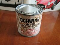 Schwinn Silver Mist Enamel Paint, Apple Krate Grey Ghost, Blue, Green base