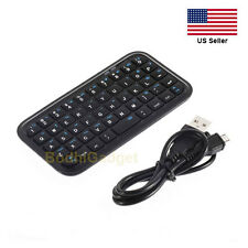 Mini Wireless Bluetooth 3.0 Keyboard For PC Android TV XBox PS3 Raspberry Phone