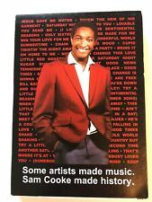 SAM COOKE 2003 ABCKO 7 inch Note Pad