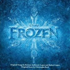 Frozen [Original Motion Picture Soundtrack] CD - Brand New - Free Shipping