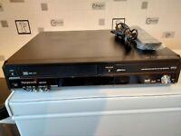 Panasonic DMR-EZ48VEBK VCR VHS Video Tape To DVD Recorder dubbing hdmi