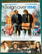 ADAM SANDLER, DON CHEADLE, Reign Over Me, DVD, NEW