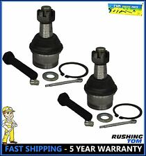 Ford Bronco II Ranger Explorer F-100 4WD (2) Front Left & Right Lower Ball Joint