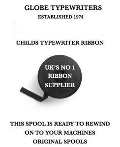 🌎 PETITE TYPEWRITER RIBBON (MAN REF T4430/1) FOR MACHINES WITH ORIGINAL SPOOLS