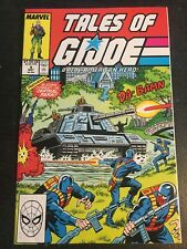 Tales Of Gi-joe#5 Awesome Condition 8.0(1988) Perlin Art!!