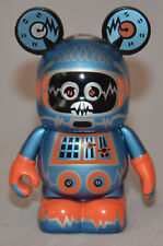 Nice! Disney VINYLMATION Series ROBOTS 1 Audio Sonic Bot (Fast Shipping!) Blue