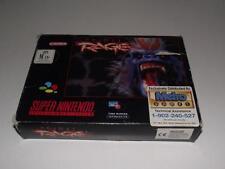 Primal Rage Super Nintendo SNES Boxed PAL Preloved *Complete*