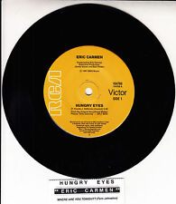 ERIC CARMEN Hungry Eyes & TOM JOHNSTON  Where Are You Tonight 45 Dirty Dancing