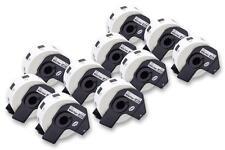 10x Rouleau Etiquettes Premium 24mm pour Brother DK-11218