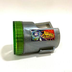 TOY STORY Buzz Lightyear Torch Flashlight RARE Australian Toy - AUS SELLER
