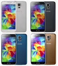 samsung galaxy smartphones. samsung galaxy s5 sm-g900a 4g lte 16gb (at\u0026t unlocked) smartphone - srf smartphones b
