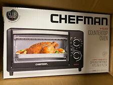 Chefman 4 Slice Countertop Toaster Oven w/ Variable
