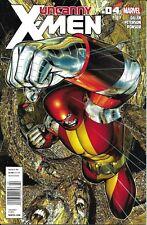 Marvel Uncanny X-men comic issue 4 .