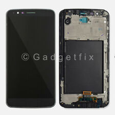 For LG Stylo 3 LS777 L83BL L84VL M430 LCD Touch Screen Digitizer Assembly Frame
