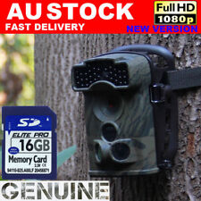 1080P Ltl Acorn 5310WA Hunting Camera 12MP Trail Scouting Game Audio Cam +16GB