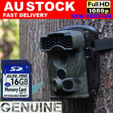 1080P Ltl Acorn 5310WA Hunting Camera 12MP Trail Scouting Game Audio Cam +16GB