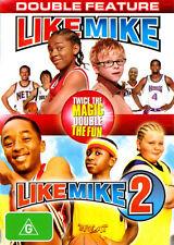Like Mike / Like Mike 2 * NEW DVD * (Region 4 Australia)