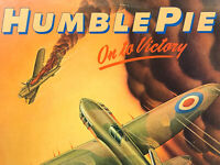 Humble Pie On to Victory Vinyl LP Record SD 38-122 ATCO Records 1980