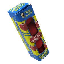 2 Inch, Goshman Super Soft Red Magic Sponge Balls for Tricks