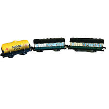 A Lot of 3 ERTL  2 Coaches and 1 Tank Thomas and Friends Toy Trains