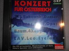 STS Bukowsi Danzer Ambros EAV Opus Werger../Konzert für Österreich Austropop/CD