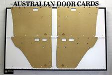 Mitsubishi Pajero Wagon Door Cards, Trim Panels First generation (1982–1991)