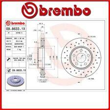 09.8633.1X#41 DISCO FRENO ANTERIORE SPORTIVO BREMBO XTRA VOLVO V70 II (SW) 2.3 A