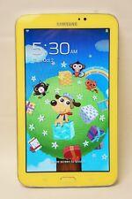 "Samsung Galaxy Tab 3 SM-T2105 Kids Edition 8GB  7"" Wi-Fi Tablet - Yellow"