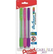 Pentel ClicEraser Retractable 3 Pack