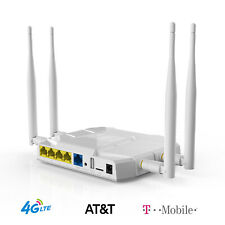WE1326KC 4G LTE Router Wireless Modem EC25-AFFA For AT&T T-Mobile SIM Card Slot
