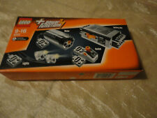 LEGO 8293 MOTEUR POWER FUNCTIONS BATTERY BOX TECHNIC (pour Auto camion) NEUF NEW