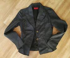 Hugo Boss Blazer Jacke GR. 36 anthrazit  TOP****