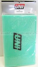 "Uni Filter BF-1 Universal Foam Air Filter Sheet 12"" x 16"" x 5/8"" Green / Fine"