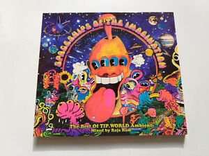 Raja Ram – Spaceships Of The Imagination - CD TIP Chillout Ambient Goa Trance