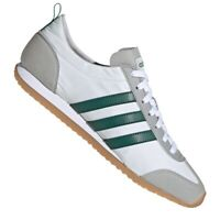 Adidas Vs Jog M FX0091 shoes white grey green