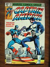 """CAPTAIN AMERICA"" NO.241, JAN. 1980 VERY FINE+ CONDITION, ORIGINAL OWNER!!"