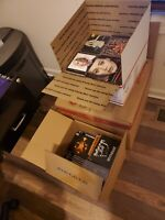 Assorted CDs Lot of 100 Different Types of Artists/Bands ALL FAIR-MINT CONDITION