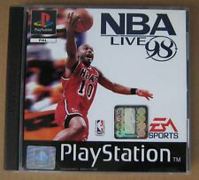 Videogame NBA LIVE 98 PSX PS1 PSONE USED - USATO
