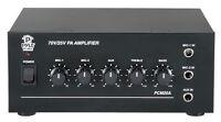 New Pyle PCM20A 40 Watt Power Amplifier w/ 25 & 70 Volt Output DJ Pro Audio