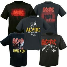 AC/DC T-Shirt PWR schwarz Gr. M-5XL